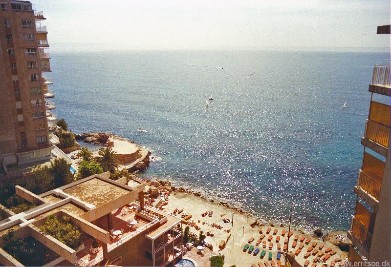 17.03.1989 Mallorca - Uto Palma - med far og mor